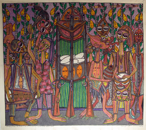 The Many Tribes of AFRiCKA